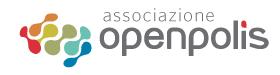 Openpolis logo